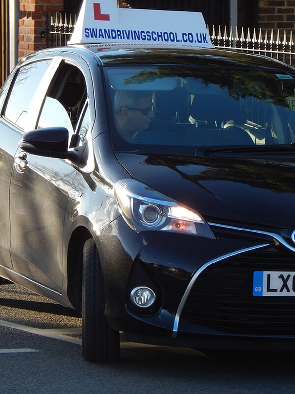 Automatic Driving Lessons in East London and Sidcup area