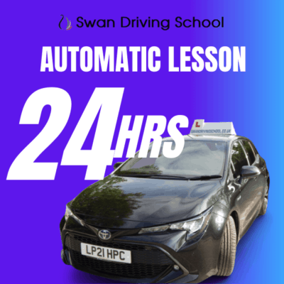 24 Hours Automatic Driving Lesson